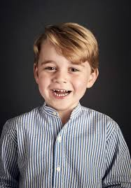 Prince Hair Style prince george 4th birthday portrait instyle 7648 by wearticles.com