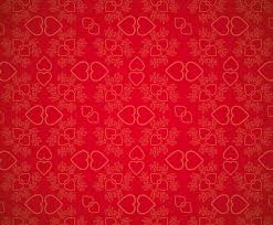 Red Heart Patterns Impressive 48 Red Floral Patterns Flowers Patterns FreeCreatives