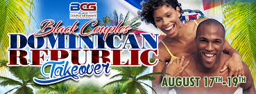 Image result for african american tourists in dominican republic