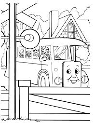Bus Kleurplaat School Bi Kleurplaat Bus Voertuigen Shshiinfo