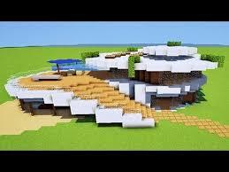 minecraft tuto maison moderne originale you