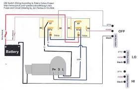 gm column switch universal wiper motor hot rod forum report this image