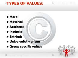 attitudes and values value dimensions 10
