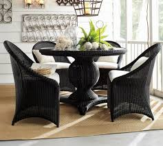 somette rayne wicker dining chair indoor wicker table and chairs home decorating excellence