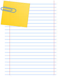 Paper Clip note page - /page_frames/background_pages ...