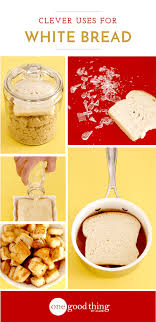 7 Things You Can Do With A Slice Of Bread Besides Make A Sandwich