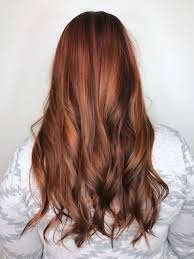 Hairstyles Copper Cinnamon Hair Color With Warm Chestnut