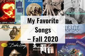 Updated september 18, 2020 1.9k votes 371 voters 15.9k views36 items. My Favorite Songs Fall 2020 Lana Teramae Me Myself And Time