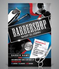 free flayers 20 best barbershop flyer template design free premium templates