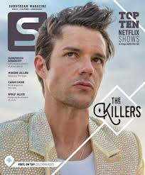 Substream Magazine Issue 59 Featuring The Killers By Substream ...