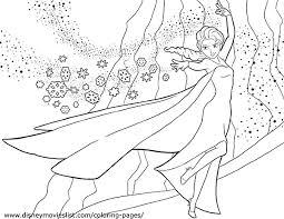 Small Picture elsa frozen coloring page coloriage ilanna Pinterest Elsa
