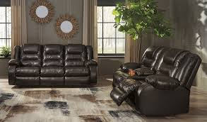 vacherie chocolate 2 piece living room set