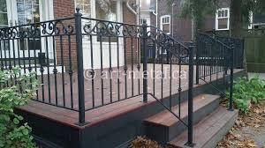 Metal deck railing ideas Horizontal 0537 0469 Art Metal Workshop Deck Railing Design Ideas And Material Options To Choose From