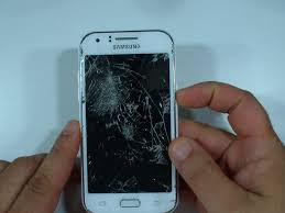 samsung j1. here we have samsung galaxy j1 with broken glass and screen. o