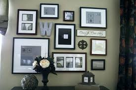 family wall decor ideas picture frame wall ideas for decorating large size amazing family wall gallery family wall decor