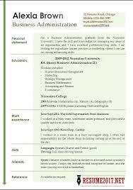 9 Administrative Resume Samples Credit Letter Sample
