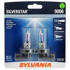 Sylvania Lighting Uae Sylvania 9006 Silverstar High Performance Halogen