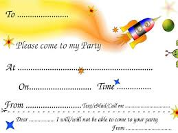 Birthday Party Invitation Template Design | Sandy's Party Plans birthday party invitation template for kids