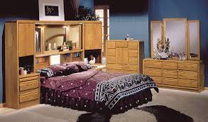 bedroom golden oak wood bookcase wall unit headboard inspiration beautiful master bedroom space saving furniture the