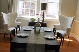 Living And Dining Room Furniture Dining Room Table Decor Inspiration Simple Dining Table Decor