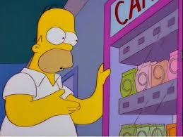 Homer Vending Machine Gorgeous Hackomat Sudo Room