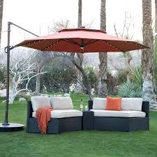 beautiful outdoor furniture umbrella or patio patio umbrella patio umbrellas home depot freestanding patio umbrella in orange with led 62 outdoor