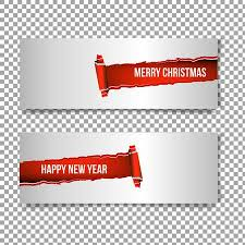 merry christmas banner. Delighful Christmas Merry Christmas Banner In The Realistic Torn Paper Design Red Detailed  Scroll In Banner O