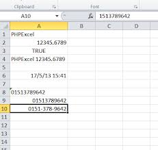 index of ets os phpexcel