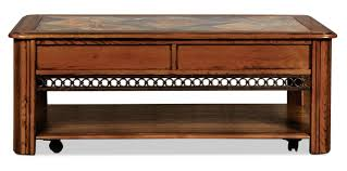 accent and occasional furniture madison lift top coffee table oak