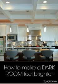 lighting solutions for dark rooms.  lighting how to make a dark room basement or family room feel brighter with lighting  paint and decor inside lighting solutions for dark rooms o