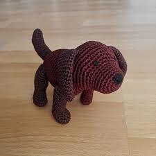 Crochet Dog Pattern Mesmerizing 48 Free Amigurumi Dog Crochet Patterns To Download Now
