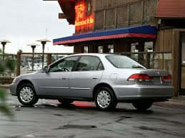 HONDA Accord Sedan US specs - 2002, 2003, 2004, 2005 - autoevolution