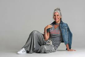 Fall Fashion for Women Over 50: Hooray for Gray and These Easy Pieces