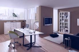 Office Desk In Living Room Home Office Modern Furniture Interior Design In A Cupboard Ideas