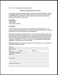 Project Proposal Apa Format Guidelines For Writing A Term Paper Proposal Term Paper Proposal