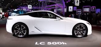 2018 lexus white. wonderful 2018 white 2018 lexus lc 500h with red interior u2013 video throughout lexus white