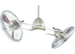 full size of hunter dual head ceiling fan minka aire oscillating double headed decorating astounding fans