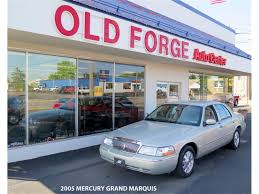 large picture of 05 mercury grand marquis 6 900 00 offered by old forge motorcars