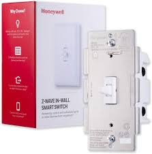 How To Reset Z Wave Light Switch Honeywell Z Wave Plus On Off Smart Light Switch In Wall Toggle Built In Repeater Range Extender Requires Neutral Wire Zwave Hub Required