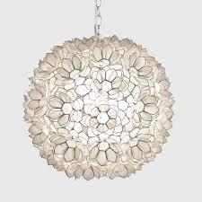 fabulous rectangular capiz shell chandelier on affordable article