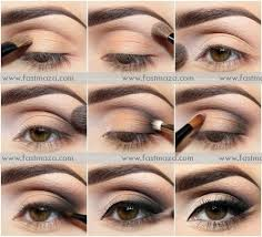 how to put on eye makeup for beginners