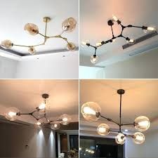lindsey adelman lighting branching bubbles by 3 lindsey adelman lighting diy