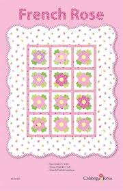 65 best Cabbage Rose images on Pinterest & French Rose Quilt Pattern - Cabbage Rose Adamdwight.com