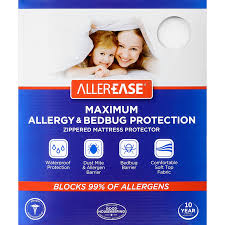 Mattress protector walmart Harmony Allerease Maximum Allergy Bed Bug Protection Zippered Mattress Protector Walmartcom Walmart Allerease Maximum Allergy Bed Bug Protection Zippered Mattress