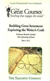 The Great Courses  Writing Series Audiobooks   ORIGINAL Series     Self Publishing Advice