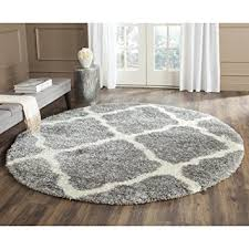 gray round area rug elegant navy blue and white designs rugs target ikea woven with regard to 8