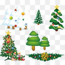 christmas tree vector png. christmas cedar tree vector cartoon, tree, pine png and png