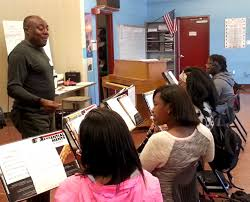 """African Musical Arts """"Sonic Safari"""" Program   Arts and Education Council of  St. Louis"""