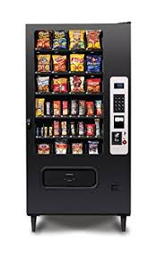 Electronic Vending Machine Locations Cool Amazon Selectivend 48 Glass Front 48 Selection Snack