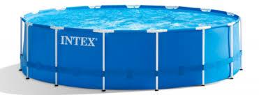 <b>Бассейн</b> каркасный <b>INTEX METAL FRAME</b> 457х122см — купить в ...